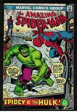 Marvel Comics Amazing Spiderman Vs Hulk 119 N/Mint 9.0 Classic cover 1973
