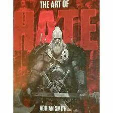 The Art of HATE Book Kickstarter Exclusive Adrian Smith Board Game CMON