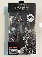Star Wars Hondo Ohnaka Black Series Galaxy?s Edge Outpost - Please Read Desc.