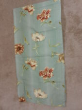 New Waverly Garden Room Floral Curtain Panel 40 X 80