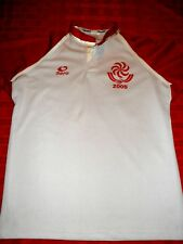 GEORGIA MATCH WORN 2005 RUGBY UNION SHIRT/JERSEY/MAILLOT -LOOK!!