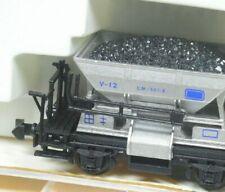 N Schotterwagen V-12 Renfe m. Kohleladung Ibertren 465 neuw. OVP