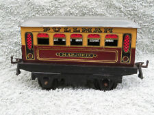 VINTAGE HORNBY O GUAGE 2 PULLMAN COACHES MARJORIE USED