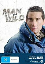 Man Vs Wild : SEASON 3 : NEW DVD