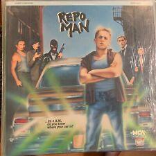 "Repo Man  - 12""  Laserdisc Buy 6 for free shipping"