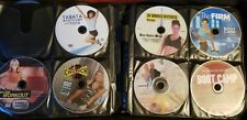 200+ Dvd'S! Workout, Exercise, Strength, Abs, Kettlebell, Buns, Cycling, More!