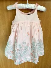 Baby Gap Baby Girl 3-6 Month Dress New With Tags