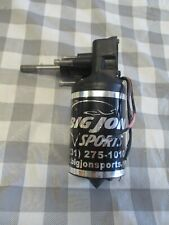 Big Jon Sports Downrigger 12 Volt Electric Motor