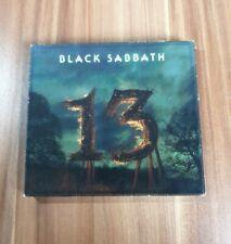Black Sabbath - 13 (2013) 2 CD Digipak Musik Album *** sehr guter Zustand ***