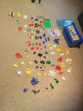 Pre Owned Lego Blue Box 6166.  With Manual.  What You See Is What You Get.