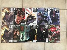 Catwoman Comic Book Lot (DC Comics) Adam Hughes