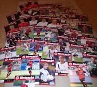 40 original Fotocards + EINTRACHT FRANKFURT + Saison 2009 / 2010 + NEU +