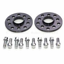 Espaciadores hubcentric 10mm para Audi TT, S3, A3 con pernos de RADIUS 5x100 y 5x112