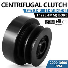 Centrifugal Clutch 25.4mm 8HP-16HP 200630 Pulley Clutch Pulley Heavy Duty 1""