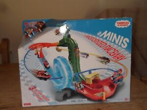 New Thomas And Friends Minis Motorised Raceway Fisher Price