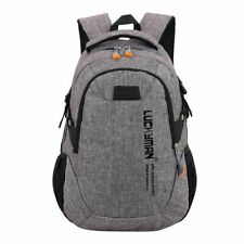 Fashion Casual Waterproof Backpack Canvas Travel Bag Backpacks Unisex Laptop Bag