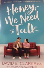 Honey We Need to Talk by David E. Clarke (paperback)