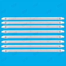 8x 400W Halogen Heater Replacement Tubes 195mm Fire Bar Heater Lamp Element Bulb