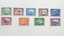 ADEN - Selection of - HH - 1939/48  - 9/13v
