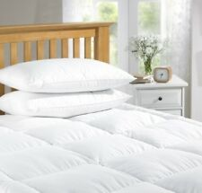"""Extra Deep 5"""" 12.5 Cm Luxury Duck Feather and 15 Down Mattress Topper King by"""