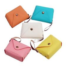 Girl Coin Wallet Bag Money Candy Colourful Tiny Travel Portable Fancy Simple LG