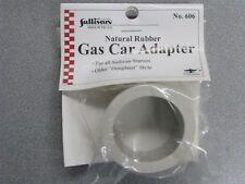 Sullivan Natural Rubber Gas Car Adapter Doughnut style No. 606