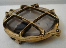 Marine BRASS DECK Light - Little - Maritime / Nautical  - 100% SATISFACTION