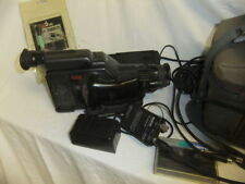 VHS-C SANYO Camcorders