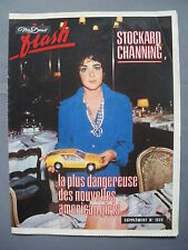 ► NOUS DEUX FLASH 1523-1976- STOCKARD CHANNING - JODIE FOSTER - ALAIN BARRIERE