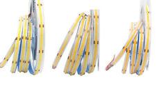 Flexible COB LED strip light DC12V 24V FOB 224 High Density Dimmable Tape white