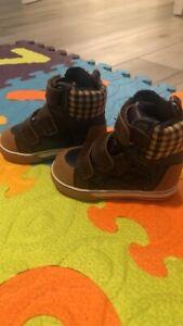 Koala Kids High Top Shoe Boot - Toddler Boys Size 4