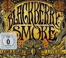 Blackberry Smoke - Leave a Scar Live in North Carolina [New CD] Holland - Import