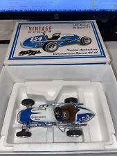 1/18 Gmp Vintage #154 Freddie Agabashian Burgermeister Special V8-60 midget Mib