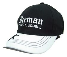 Iceman Chuck Liddell Cage Fighter MMA Flex Fit Cap Hat