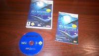 NINTENDO WII - SEA MONSTERS #G46 BOXED
