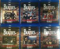 Beatles TELEVISION ARCHIVE - VOLUME 1 to 6  6×BD-R Blu-ray
