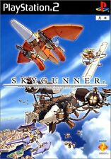 Used PS2 Sky Gunner   Japan Import (Free Shipping)