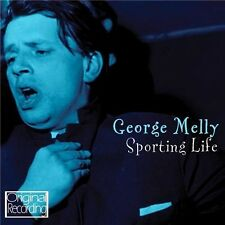 GEORGE MELLY - SPORTING LIFE (NEW SEALED CD) My Canary Has Circles