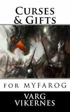 Curses and Gifts : For Mythic Fantasy Role-Playing Game: By Vikernes, Varg
