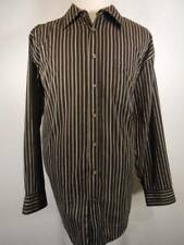 Nice Men's 3XLT Beverly Hills Polo Club Multi-Color Striped Long Sleeve Shirt