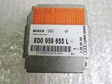 Audi A4 B5 Airbagsteuergerät Steuergerät Airbag 8D0959655L 0285001305