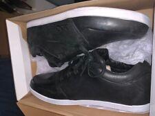 K1X LP LE Low flach schwarz sneaker black oxford Gr:41 US:8 leather leder