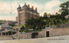 MATLOCK - Rockside Hydro - Derbyshire - 1910 Original Postcard (142)