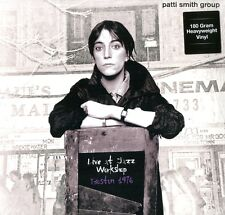 Patti Smith - Live at the Jazz Workshop 180g Import LP - SEALED NEW! live '76