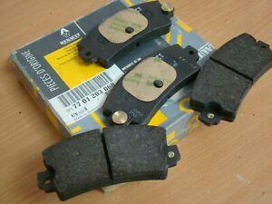 Plaquettes de freins ARRIERE RENAULT ESPACE FUEGO R21 R25 R30 R15 7701203068