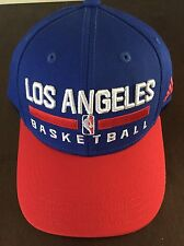** LA Clippers Los Angeles adjustable Youth Adidas Hat Basketball NBA Cap New **