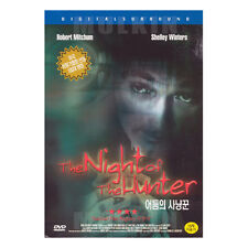 The Night Of The Hunter (1955) DVD - Charles Laughton (*NEW *All Region)