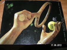 Livre Officiel Roland Garros 1990 vu par les + grands photographes de Tennis