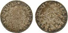 Louis XIV, 4 sols des traitants, 1677 Vimy, argent - 70
