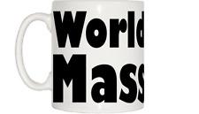 World's Best Masseuse Mug